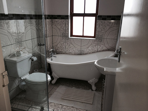 cape town plumber Completed new bathroom