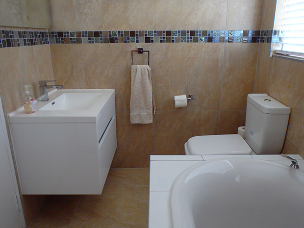 plumber cape town bathroom renovation