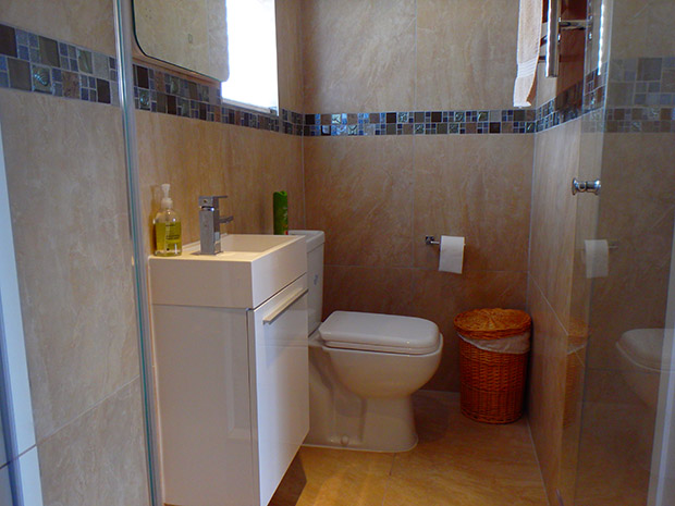 Plumber cape town bathroom renovation - New Basin